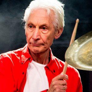 Muere Charlie Watts, baterista de los Rolling Stones.