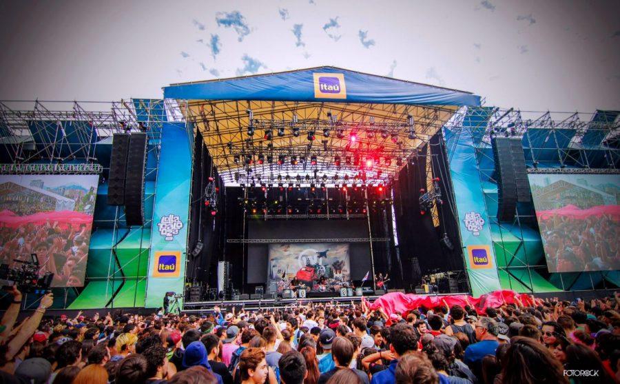 Lollapalooza Chile 2018 abrió sus puertas: se esperan más de 70 mil espectadores