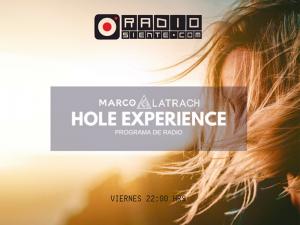 Viernes, comienza el ciclo de programas de música electrónica «Hole Experience».