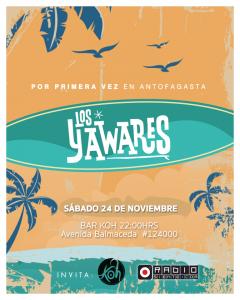 Los Yawares se presentan por primera vez en Antofagasta