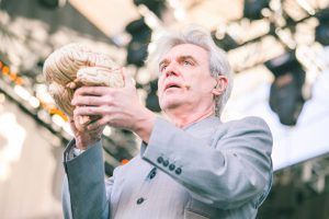David Byrne descarta una reunión de Talking Heads
