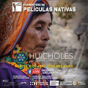 Cuarentena de Películas Nativas estrenará tres documentales en Chile a través de su fanpage en facebook