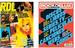 La revista musical 'Rockdelux' cierra tras más de 35 años (1984-2020)