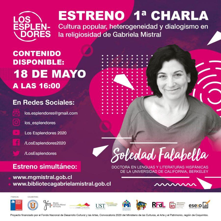 ¡Celebra online el 18 de mayo: Día Internacional del Museo con charla Mistraliana!