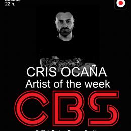CRIS OCAÑA & PANA AUAD [CH] — CBS — Radio Siente (Sab. 22.02.2020) [ Style: Techno / House ] Type: mix live
