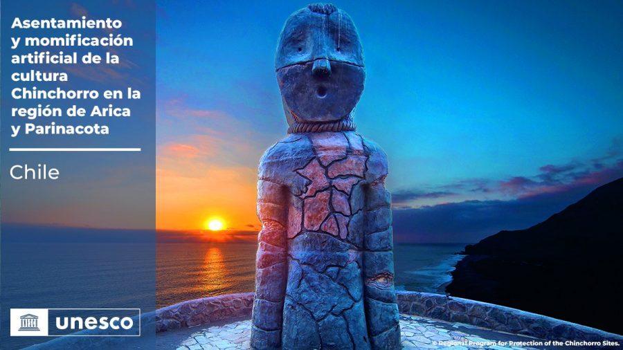Momias Chinchorro son reconocidas como «Patrimonio Mundial» por la Unesco.