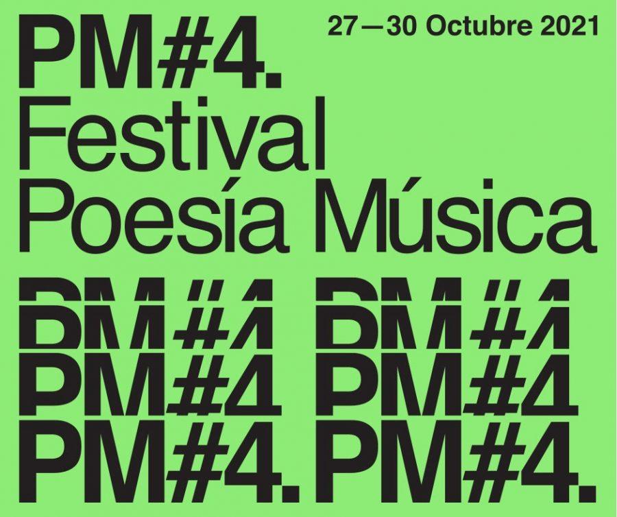 Festival Poesía y Música&nbsp PM#4
