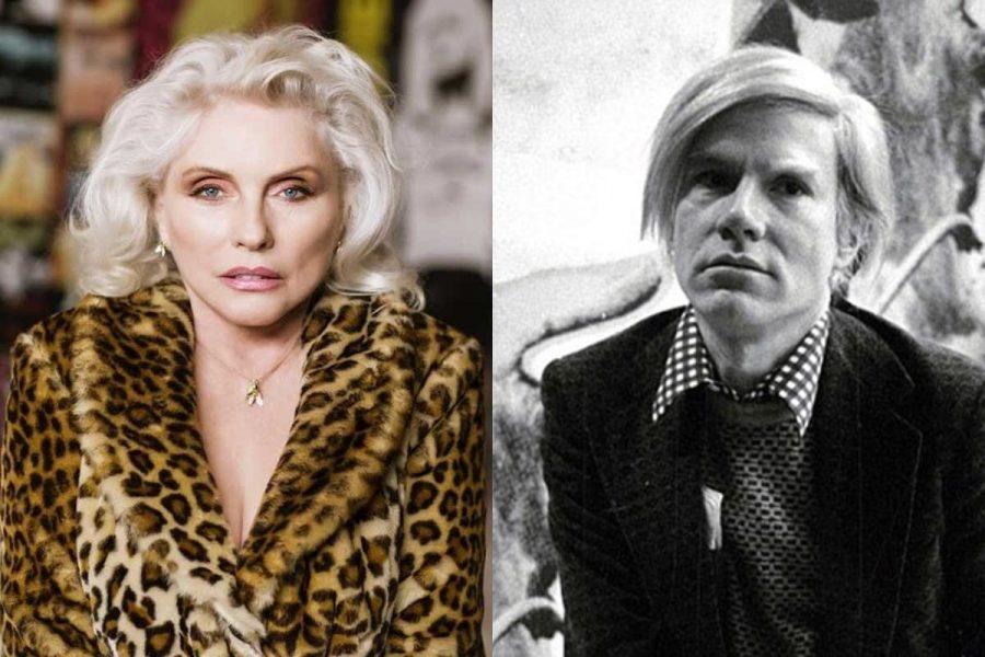 Blondie celebra el cumpleaños 93 de Andy Warhol con un NFT.