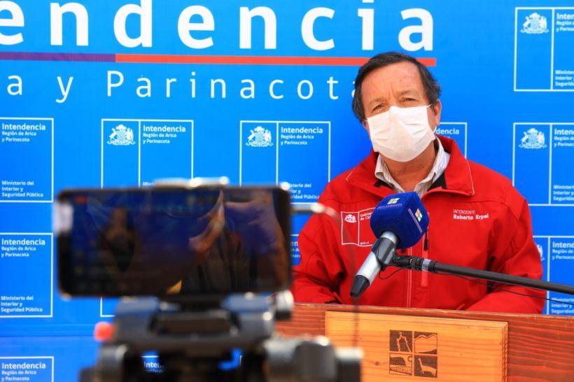 """Plan """"Paso a Paso Chile se Recupera"""" contempla una serie de proyectos en Arica y Parinacota."""