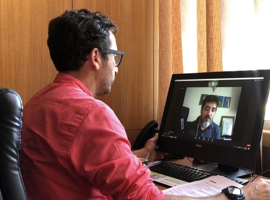 [PODCAST] Nueva temporada de *Infusión, la que hemos titulado, «Conversaciones En Tiempos de Pandemia», un proyecto financiado por el «Fondo de Medios de Comunicación del Gobierno de Chile».