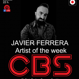 JAVIER FERRERA [ES] — CBS — Radio Siente (Sab. 18.07.2020) [ Style: Techno / House / Minimal ] Type: mix live