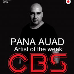 PANA AUAD [CH] — CBS — Radio Siente (Sab. 19.07.2020) [ Style: Techno / House / Groove ] Type: mix live