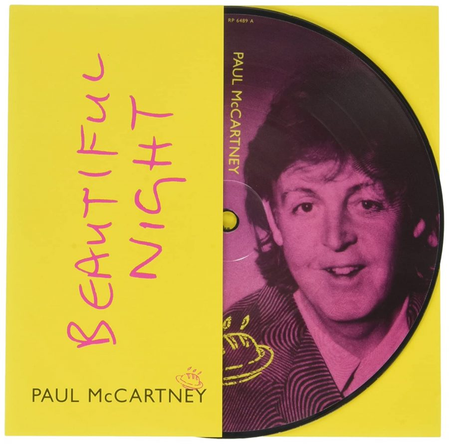 Paul McCartney lanza «Beautiful Night» EP, que será parte de la re-edición de lujo de su disco «Flaming Pie»