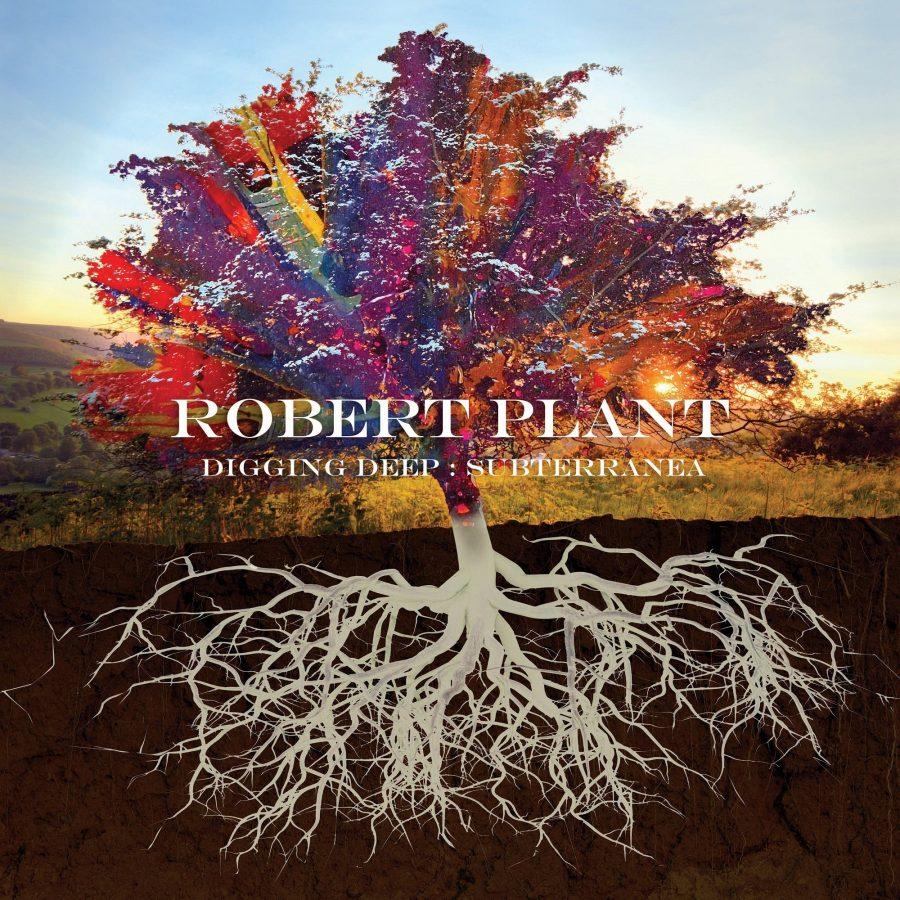 Robert Plant, revela su nueva antología «DIGGING DEEP»