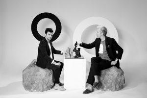 El dúo de música electrónica francés POLO & PAN estrenan nueva canción con videoclip animado.