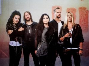 Grabando con sus celulares en aislamiento, el video de «The Game is Over» se estrenó en vivo en su canal de YouTube con un fan Q&A con Amy Lee.